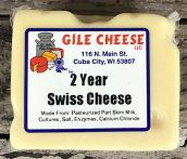 Aged Swiss - 2 Year