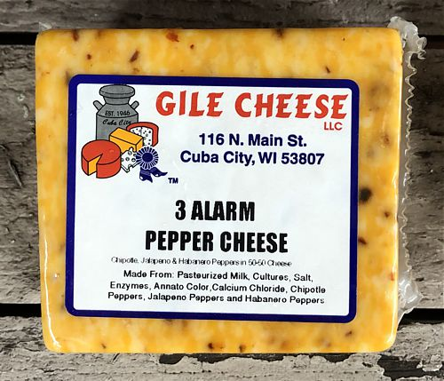 Three Alarm Pepper Jack