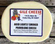 Aged Provolone - Lightly Smoked