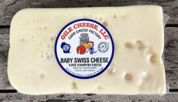 Baby Swiss - 2 lbs. - State Champion Cheese