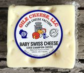 Baby Swiss - 1 lb. - State Champion Cheese