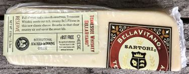 Bellavitano Cheese - Tennessee Whiskey