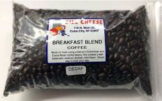 Breakfast Blend Coffee - Decaf - 1lb.