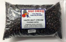 Hazelnut Cream Coffee - Decaf - 1lb.