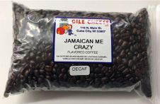 Jamaican Me Crazy Coffee - Decaf - 1lb.