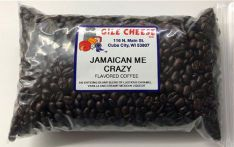 Jamaican Me Crazy Coffee - Regular - 1lb.
