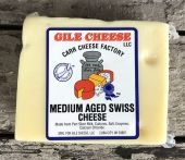 Medium Aged Swiss - 1 year