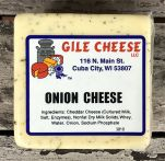 Onion Cheese