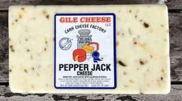 Pepper Jack with Jalapenos - 2 lbs.