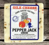 Pepper Jack with Jalapenos - 1 lb.