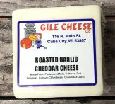 Roasted Garlic Cheddar