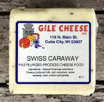 Swiss and Caraway